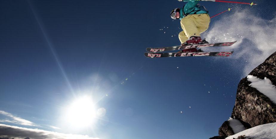 trentino winter sci freeride