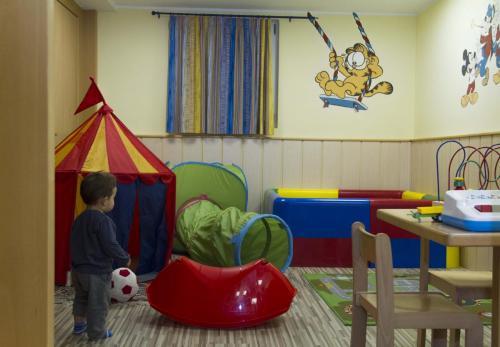 Berghotel - Sala giochi